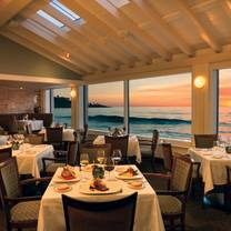 photo of the marine room restaurant
