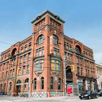 photo of gladstone hotel restaurant