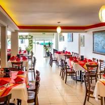 foto de restaurante terraza boca