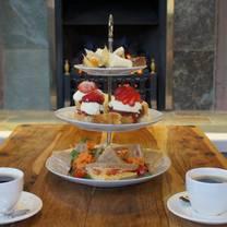 photo of afternoon tea at philipburn hotel restaurant