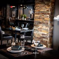 photo of the vue restaurant