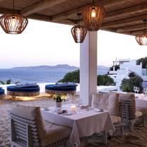 photo of mikrasia mykonos restaurant