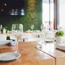 photo of zinburger wine and burger bar – tucson grant restaurant