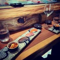 photo of nakama sushi - san francisco restaurant