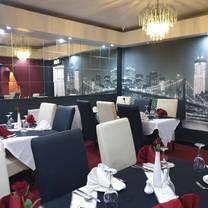 photo of tiffin lounge restaurant