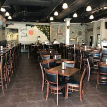 photo of peach pit bar and grill restaurant