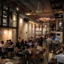 photo of turntable chicken rock restaurant