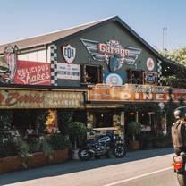 photo of ricks garage restaurant
