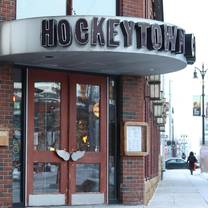 photo of hockeytown cafe restaurant