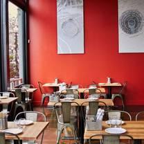 photo of benchmark oakland restaurant