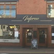 photo of inferno restaurant & bar restaurant