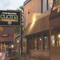 photo of four brothers cucina restaurant