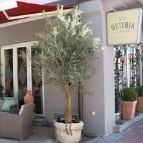 foto von osteria d'orazio restaurant