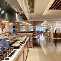 photo of shanghai city bistro - shanghai marriott hotel city centre restaurant