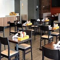 photo of burger theory - holiday inn edmonton south restaurant