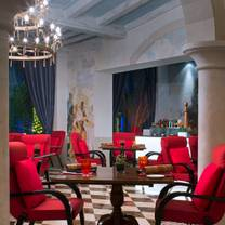 photo of favola - le méridien kuala lumpur restaurant