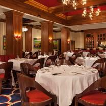 photo of flagler steakhouse restaurant