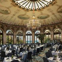 photo of circle brunch - the breakers restaurant