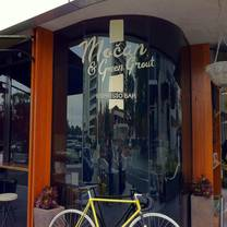 photo of mocan & green grout restaurant