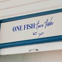 photo of one fish two fish restaurant