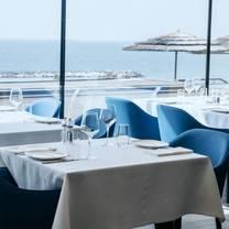 photo of chloelys at the hilton tel-aviv restaurant
