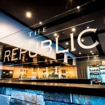 photo of the republic grille - magnolia restaurant