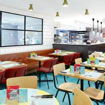 photo of radio alice - canary wharf restaurant