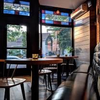 photo of literary tavern restaurant