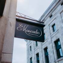 photo of le muscadin restaurant