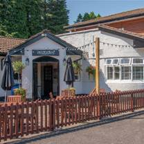photo of the hinksford arms restaurant