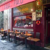 photo of casa paco paris restaurant