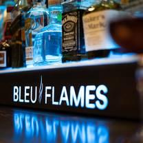 photo of bleu flames: a fondue restaurant restaurant