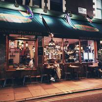 photo of bistro 1 soho restaurant