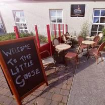 photo of the little goose brasserie restaurant