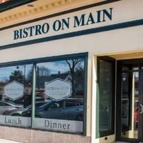 photo of bistro on main, manchester restaurant