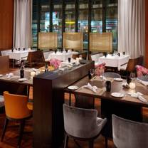 photo of luce - intercontinental san francisco restaurant