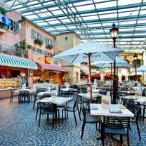 photo of pizzeria bellucci at la piazza restaurant