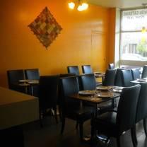 foto von the little indian cafe restaurant