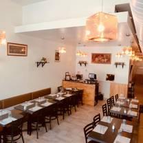 photo of buffet maharani restaurant