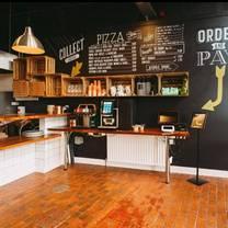 photo of rockvilla pizza restaurant