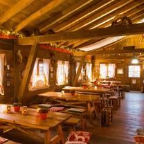 foto von weihnachtsstadl beim salm restaurant