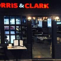 foto de restaurante morris & clark