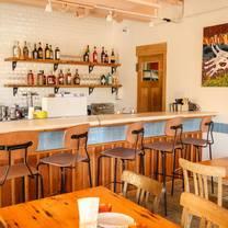 photo of pizza domenica mid-city restaurant