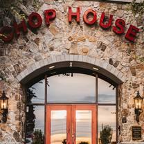photo of chop house at mendenhall restaurant