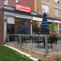 photo of zaytoon's bistro restaurant