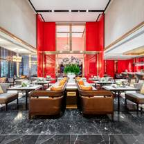 photo of the allium bangkok - the athenee hotel, a luxury collection hotel bangkok restaurant