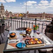foto de restaurante la terraza - gran hotel ciudad de mexico