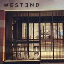photo of westend geelong restaurant