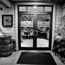 photo of matteo's osteria restaurant