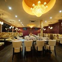 photo of arabesque restaurant restaurant